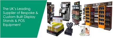Uk Display Stands Ltd Marsel Bespoke Custom Built Retail Display Stands 12