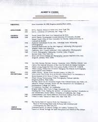 Resume Artists Resume