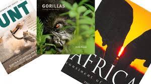 best wildlife coffee table books