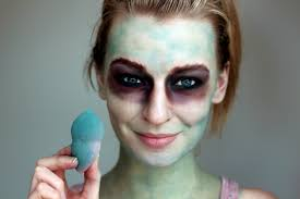 the walking dead make up a tutorial