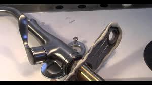 Kohler Barossa Kitchen Faucet Kohler Best Pull Down Kitchen Faucet 2015 Youtube