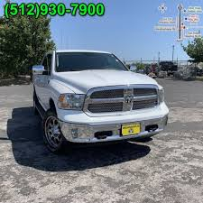 CERTIFIED PRE-OWNED 2017 RAM 1500 LONE STAR SILVER 4WD
