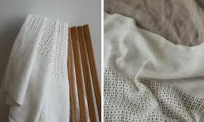 Lightweight Cotton Throw Blanket