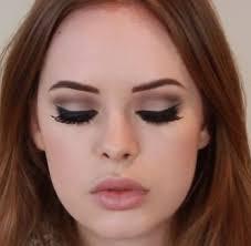 if i decide on heavy eye makeup tanya burr lana del rey modern makeup