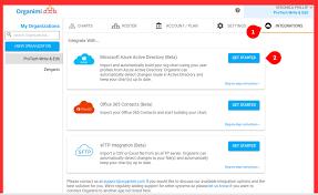 Active Directory Organizational Chart Azure Active Directory Integration Organimi Help Center