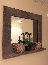 wall mirror design. Modren Mirror Majestic Wall Mirrors Rustic Wood Mirror Pallet Furniture Home Decor  Reclaimed Large Kprberk For Wall Mirror Design E
