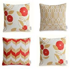 cover my furniture. Outdoor:Sahara Range Outdoor Cushion Covers My Inspiration For The Latest Modern Floral Red Beige Cover Furniture