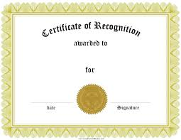 free templates for certificates of appreciation fillable certificate of achievement fresh free certificate