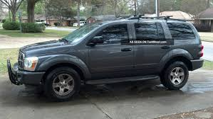 2004 Dodge Durango - Information and photos - ZombieDrive
