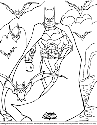 Curious george coloring page 017 gif printable for kids. Batman Coloring Printable For Kids Coloring Library