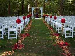 For Outdoor Decorations Garden Decoration For Outdoor Wedding Home Design Tips