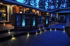 Dekor Outdoor Led Stair Light Kit Led Lighting Innovator Dekor Launches New Website To