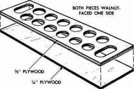 How To Make A Wooden Game Board Make the African Board Game Mancala 76