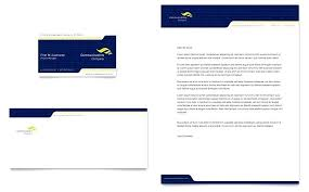 Business Card Template Microsoft Word 2016 Company Letterhead