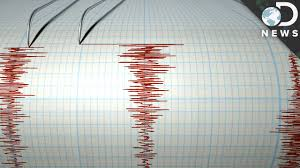 An earthquake is the result of a sudden release of stored energy in the earth's crust that creates seismic waves. How Does The Richter Scale Work Youtube