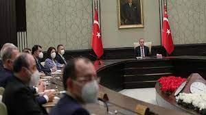 Kabine toplantısı ne zaman, saat kaçta? Masada aşı zorunluluğu var! - Haber  Portakalı - Türkiye'nin En Güncel ve Hızlı Haber Ağı