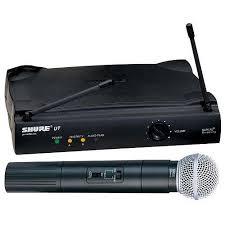 Shure Wireless Sm58