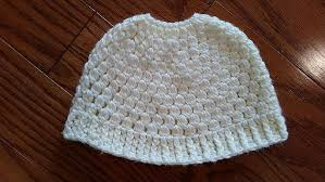 Free Crochet Hat Pattern With Ponytail Hole Beauteous Jess Messy Bun Hat Free Crochet Pattern Highland Hickory Designs