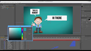 After Effects Animation After Effects Tutorial Promotional 2d Cartoon Animation