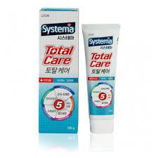 <b>Зубная паста</b> CJ <b>LION Systema</b> total care Комплексный уход со ...