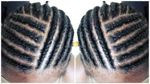Braid Pattern For Sew In With No Leave Out