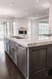 Kitchen marble top Marble Countertops Contrasting Island Bench With Marble Top Pinterest Contrasting Island Bench With Marble Top Home Farmhouse Kitchen