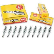 Ad Ebay 10 Pcs Ngk 4930 Standard Spark Plug For Bcp6es Q20p