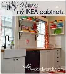 Why I Love My Ikea Kitchen Cabinets Newlywoodwards