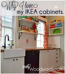 why i love my ikea kitchen cabinets