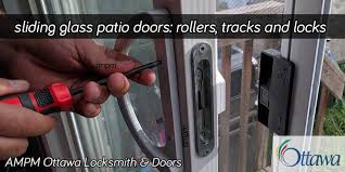exterior sliding patio doors security vulnerability and how to be prevent a break in