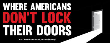 Where Americans Don't Lock Their Doors [SURVEY] | Eyewitness ...