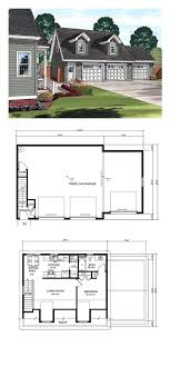 Luxury Garage Apartment Plans 46 On garage interior door code with ...
