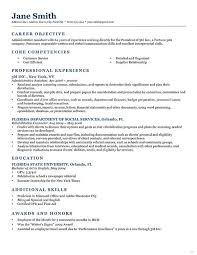 Objective Statements For Resumes Objective statement resume infinite portray statements examples 92