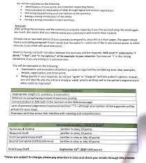 Please Write A Summary Responce Essay To The Artic Chegg Com F1e9