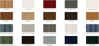 Fenster Produkt Zusatzausstattung Farben Und Dekore