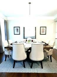 square rug under round table round rug under square table rug under round dining table round