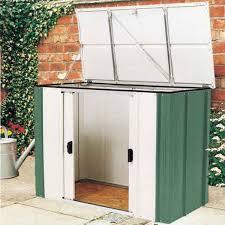 garden sheds metal storage sheds