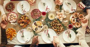 Lord of heaven and earth, we join today with christians past and present to celebrate your birth. 4 Beautiful Christmas Dinner Prayers
