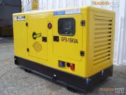 diesel generator. Agrison 15kva Diesel Generator