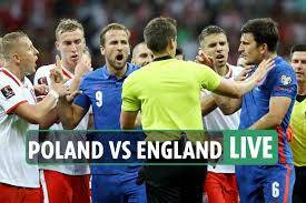 LIVE: Maguire & Glik involved in half-time BRAWL – stream FREE, score, TV  channel, and the latest updates on Poland vs England. - Techno Trenz