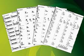 Song Key Chart Create A Chord Chart For Your Song In Any Key Or Nns Nashville Number System