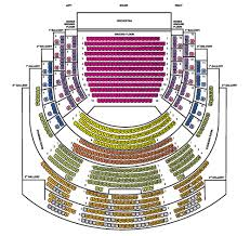 Hybernia Theatre Seating Chart Seating Plan And Ticket Prices The National Theatre The