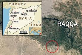 Resultado de imagem para Raqqa