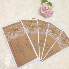 2017 rustic wedding invitation set country wedding kraft paper Rustic Wedding Invitation Cards 2017 rustic wedding invitation set country wedding kraft paper invitation cards printable burlap and lace custom made handmade diy wedding decor from rustic wedding invitation cardstock