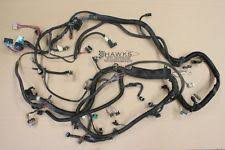tbi harness car truck parts 89 92 camaro firebird tbi tpi 305 350 engine wiring harness used
