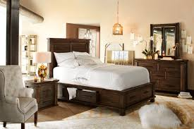 The Tribeca Bedroom Collection Tobacco