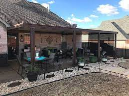custom built patio covers in memphis by