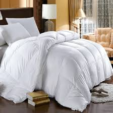 fill power white goose down comforter extra warmth winter weight oversized king duvet cover 110 x 98 116 96 108