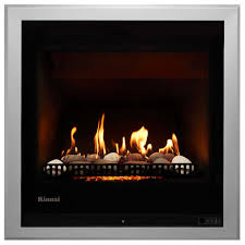 rinnai 650 gas log fire