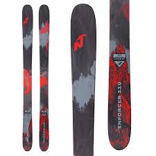 Nordica Enforcer 110 Size Chart Nordica Enforcer 110 Skis 2019